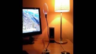 Jak zrobić lampkę LED na USB ze starej żarówki. [Spryciarze]