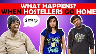 What Happens When Hostellers Go Home? | The Hal...