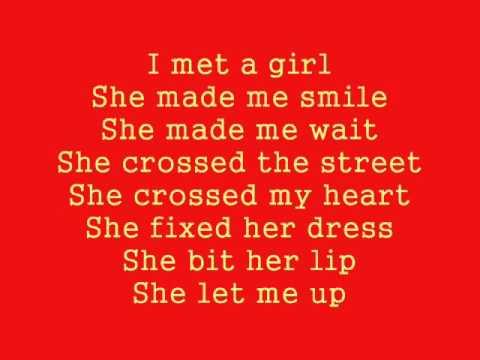 I Met A Girl - William Michael Morgan (Lyrics)