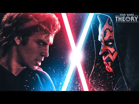 What If Anakin Fought Darth Maul? - Star Wars Theory