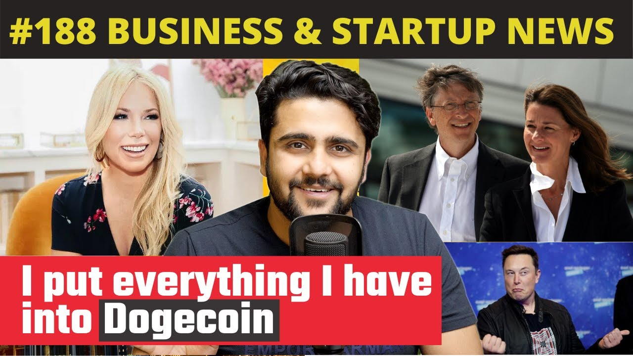 Forbes on Sale🔥,Swiggy, Dunzo drone delivery😱,Dogecoin,Sensex,Adani Enterprises,CEAT,Amazon,Google