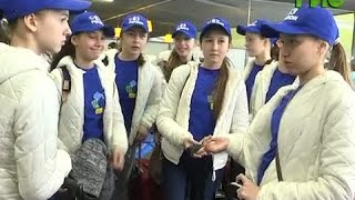 Самарская делегация отправилась на XV молодежные Дельфийские игры в Тюмень(Караван искусства из Самары отправился в Тюмень. Музыканты, журналисты, дизайнеры, актеры и будущие цирковы..., 2016-04-22T08:02:45.000Z)
