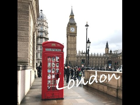 Traveling to London 2017