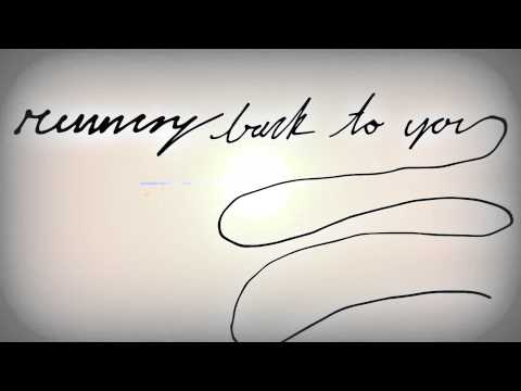 For The Foxes - Running Back To You (Lyric Video)