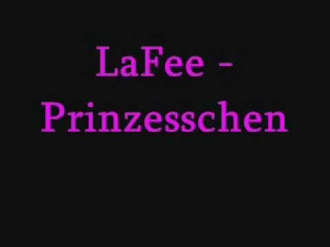 LaFee - Prinzesschen with Lyrics