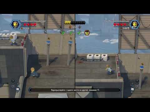 Лего сити анднеркавер 2 МЕСНЫЕ КОПЫ и дурная белка