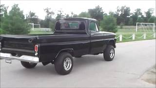 1965 GMC 4X4