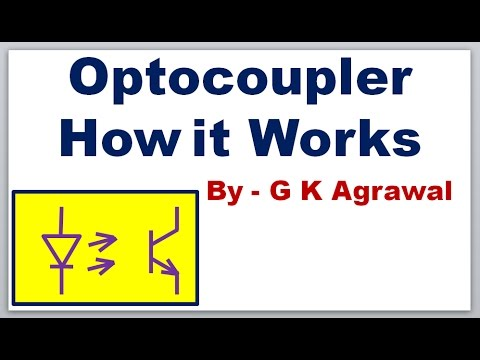 How Optocoupler works, Practical Demo, applications