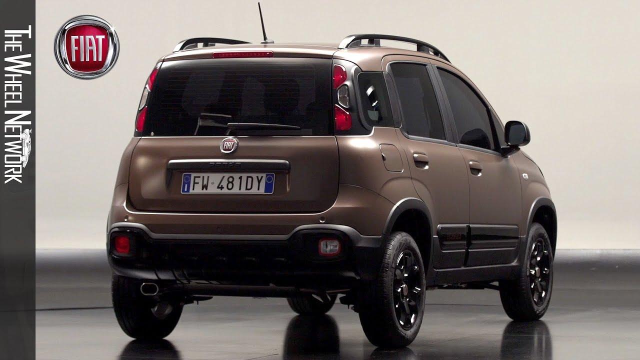 2020 Fiat Panda Trussardi Exterior Interior Youtube
