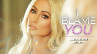 Paris Hiltons Latest Single I Blame You YouTube Videos