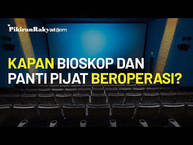 Mal Mulai Dibuka 15 Juni, Kota Bandung Masih Larang Bioskop dan Panti Pijat untuk Beroperasi