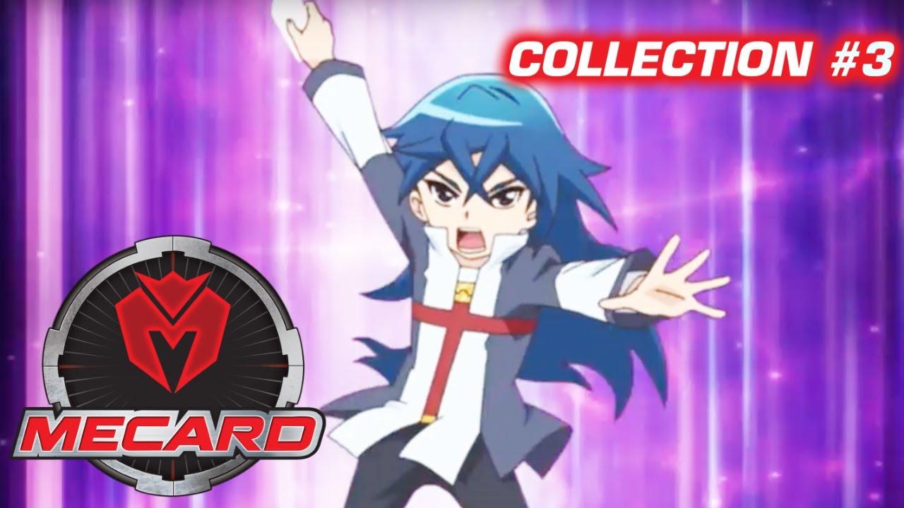 Download Mecard Full Episodes 17-24 | Mecard | Mattel Action!