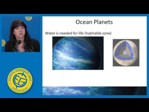 EGU2014: Fingerprints of life: from the early Earth to outer space (PC12)