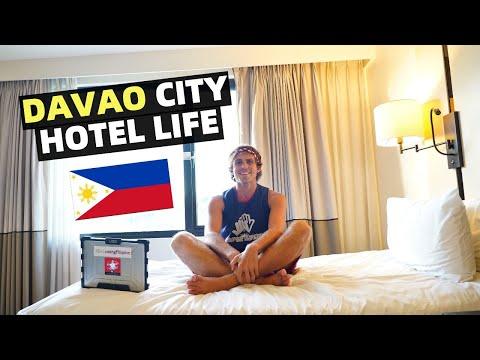 PHILIPPINES HOTEL TRAVEL - BecomingFilipino Life Talk From Davao City, Mindanao