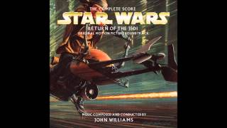 Star Wars VI (The Complete Score) - Entertaining A Hutt - Jedi Rocks