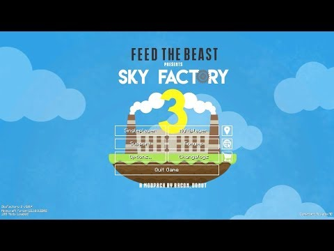🔴Sky Factory - New Person, The Revenge Of Happy!! ❄ Interactive Streamer