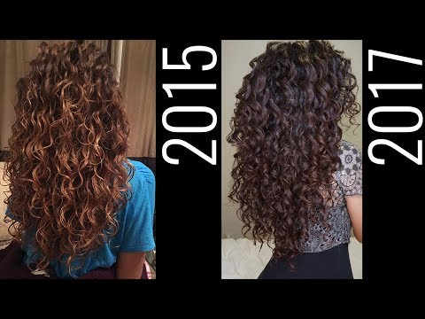 HOW TO GET HEALTHY CURLY HAIR | Ayesha Malik
