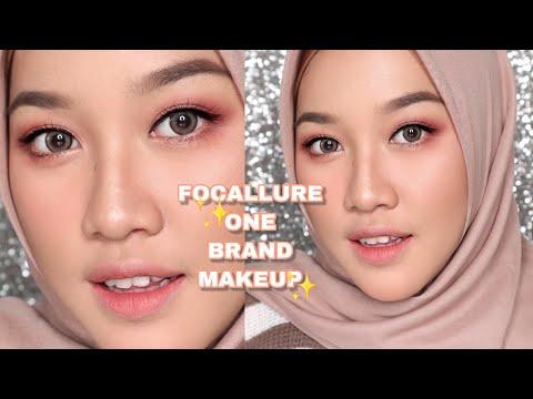 REVIEW MAKEUP BAGUS TAPI MURAH?!| FOCALLURE ONE BRAND(REVIEW + FIRST IMPRESSION) | Wellisna Merduani thumbnail