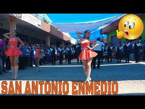 #6: San Antonio Enmedio🙊. Categoría Regional. Concurso de Bandas en Mega Plaza El Ceibillo 2017