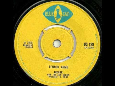 "THE GRADUATES ""Tender Arms"" 1968 Rocksteady UK Bluecat label"