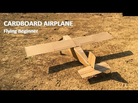 Download How to Fly RC Homemade Remote Control Airplane Beginner Do it at home