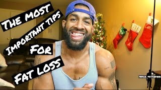 Fat loss 101 - How to lose fat - The best fat loss tips
