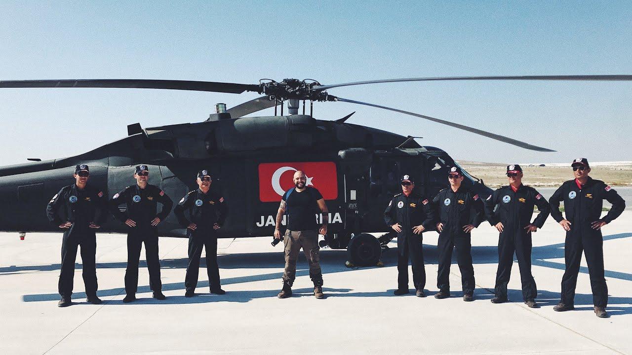 Hava Gösterileri - Jandarma Çelik Kanatlar (Akrobasi uçakları)