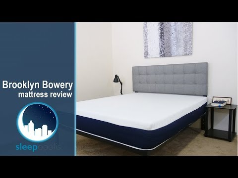 Brooklyn Bowery Mattress Review: Comfort at a Value Price?