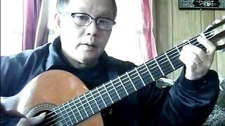 Em Hiền Như Ma Soeur (Phạm Duy - thơ: Nguyễn Tất Nhiên) - Guitar Cover by Hoàng Bảo Tuấn