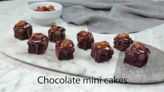 Chocolate Mini Cakes recipe