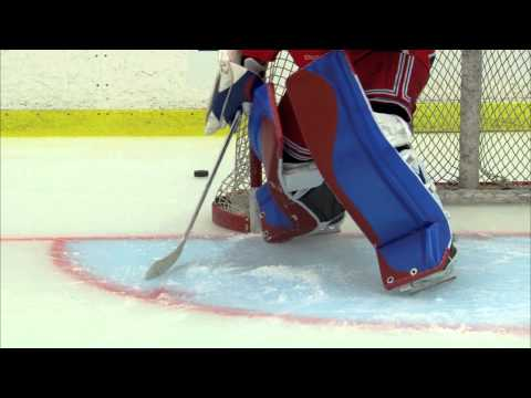 Bauer OD1N Hockey Goalie Leg Pads