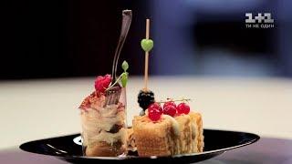 Кондитерська вітрина з 75 солодощів. Король десертів. 1 сезон 8 випуск