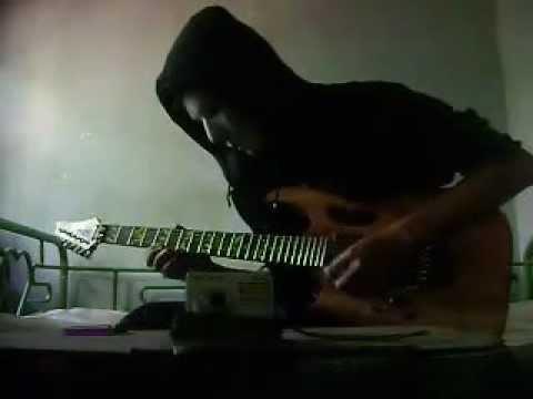 Alin Putra Raflesia - Best Guitar Shredding 2008