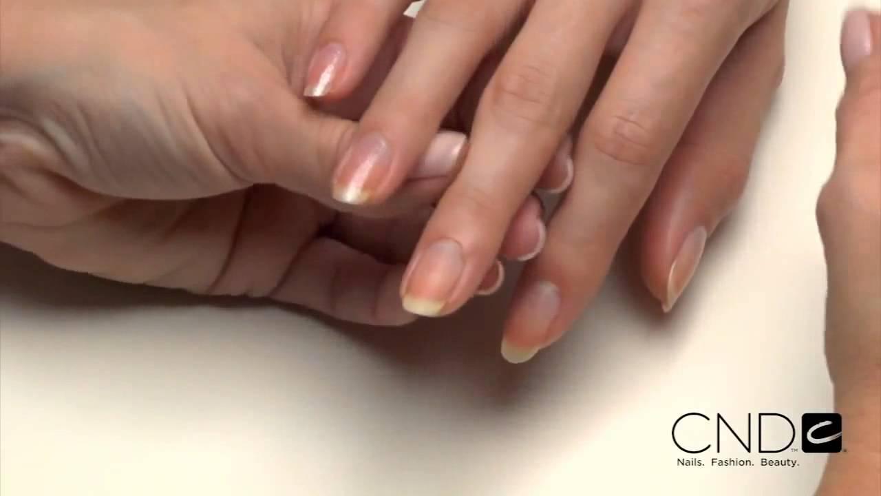 Cnd Vinylux Nail Polish Application Tutorial Youtube