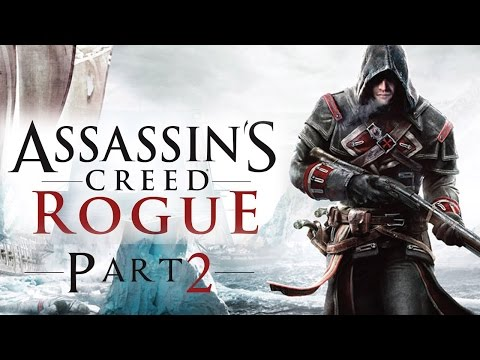 Assassins Creed Rogue walkthrough - Part 2 - Rough sea of North Atlantic