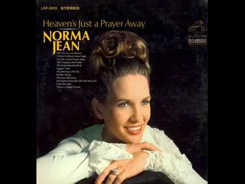 Where the roses never fade - Norma Jean
