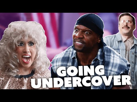 Download Best UNDERCOVER Moments | Brooklyn Nine-Nine | Comedy Bites