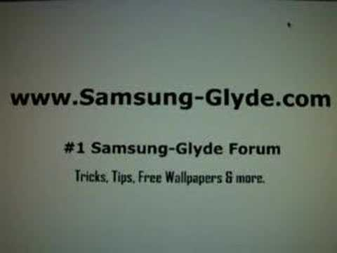 http://www.samsung-glyde.com