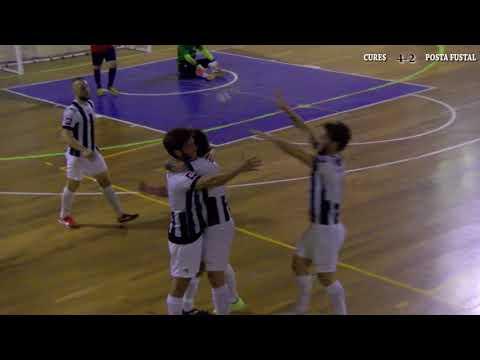 Calcio a 5, Playoff Serie D: Cures - Posta futsal, highlights e interviste