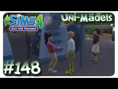 Kleiner Streit zwischen Schwestern #148 Die Sims 4 - Uni Mädels Zeit für Freunde - Let's Play