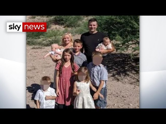 American family murdered by Mexican drug cartel
