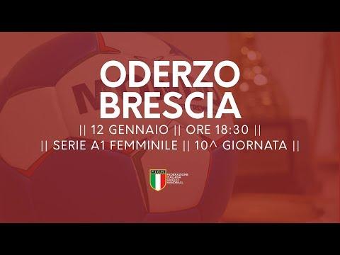 Serie A1F [10^]: Oderzo - Brescia 29-20