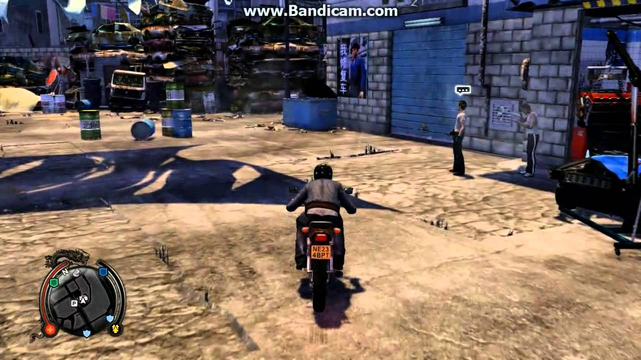 How to buy vehicles in sleeping dogs