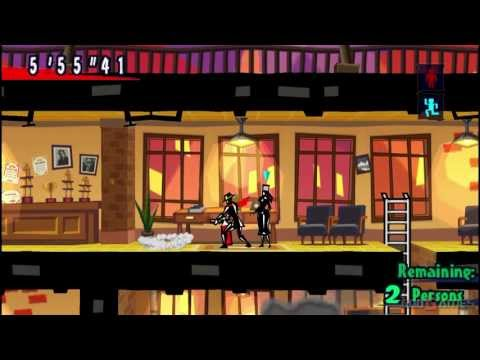 Exit - Gameplay PSP HD 720P (Playstation Portable)