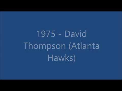 NBA 1st Overall Picks Part 1 1947-1980