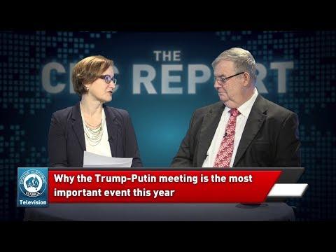 14 July 2017 - The CEC Report - Putin-Trump Meeting / Australian Speculative Bubbles