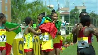 U20 Women -  2017 World Cross Country Championships Kampala