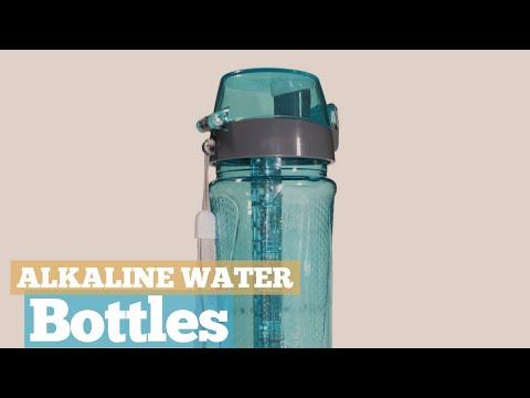 Alkaline Water Bottles // 12 Alkaline Water Bottles You've Got A See!