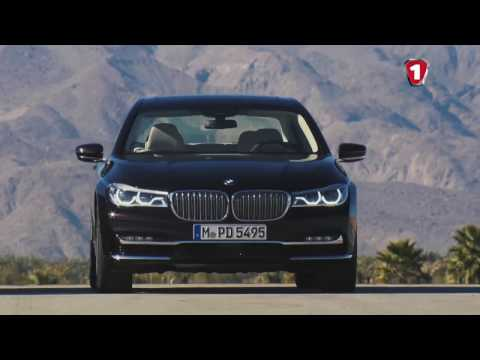 """""""Первый тест"""" тест-драйв BMW M760Li xDrive (G12) 2017"""