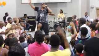 CANTON JONES - LORD LET YOUR LOVE COME DOWN WITH JESUS